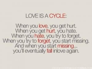 Hurt love quotes and sayings for him