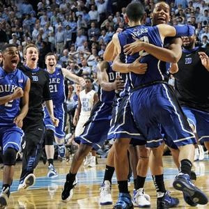... about Duke's win over North Carolina and Austin Rivers' game-winner