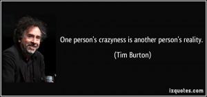 Tim Burton Quotes Sayings...