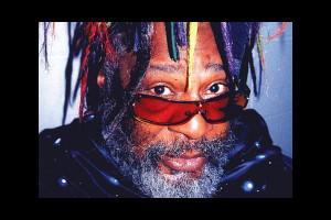 George Clinton Funk musician