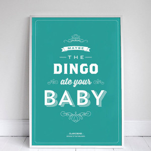 Signfeld: The Best Seinfeld Quotes on Typographic Posters