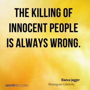 Killing Quotes