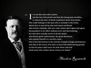Teddy's Words of Wisdom