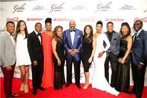 DO-GOODERS: THE HARVEY FAMILY HOSTS GALA IN HONOR OF FOUNDATION