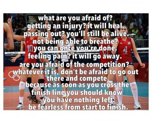 Favorite Volleyball Quote Jobspapa