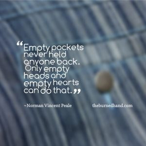 Empty Pockets #quotes #life