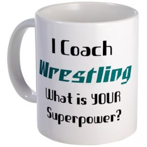 Wrestling Coach Coffee Mugs Travel Cafepress wallpaper