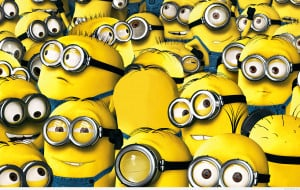Funny minions pictures, cartoons and images!