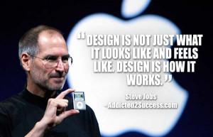 steve jobs branding quote