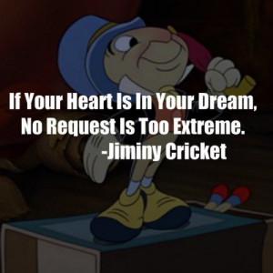 Good, quotes, life, sayings, jiminy cricket