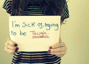 Sick Of Trying