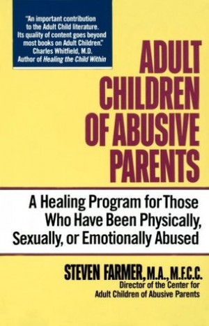 "... by marking ""Adult Children of Abusive Parents"" as Want to Read"