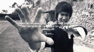 bruce lee quotes wallpaper Motivationblog org Need Some Training ...