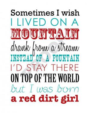 Miranda Lambert Airstream Song Lyrics
