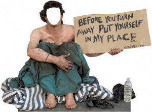 Tag Archives: homeless people are dirty for a reason