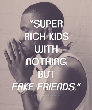 my edits frank ocean channel orange Super Rich Kids