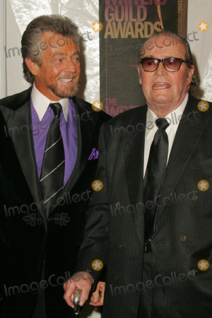 Stephen J Cannell Picture Stephen J Cannell and James Garnerin the