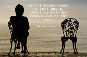 We are never alone in this world, A note to every single teen who ...