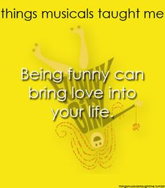 Broadway Baby, Girls Generation, Musicals Taught Me, Music Quotes ...
