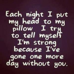 know I will be okay!