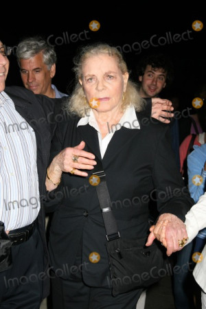 Harold Prince Picture NYC 062606Lauren Bacall at the 2006 BROADWAY
