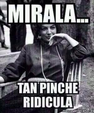 Los memes de María Félix: El día que la hicieron algo 'chafa'