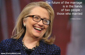 20 Insightful Hillary Clinton Quotes