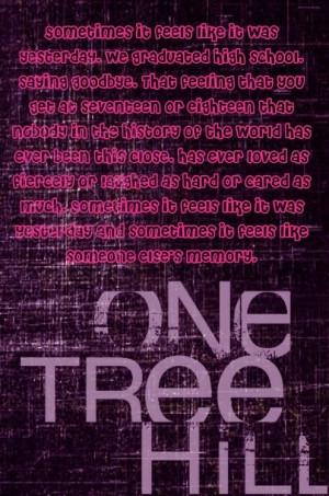 One Tree Hill Jail Birds