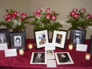 Ways to Honor Deceased Classmates