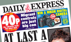 express ran daily express newspaper jobs daily express really outdoes ...