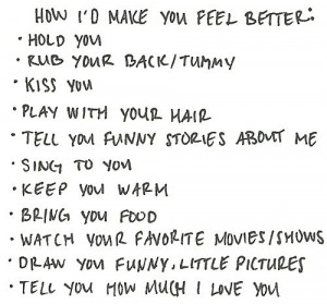 better, feel, food, funny, hair, kiss, list, love, movies, stories ...