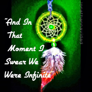"""And In That Moment I Swear We Were Infinite"""""""