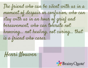 Defining Friendship in Today's World