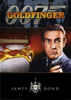 Goldfinger James Bond Quotes. QuotesGram