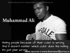 ... Ali Quotes, Sayings Picture, Muhammad Ali Inspirational Quotes