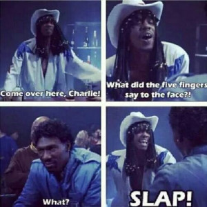 Dave Chappelle As Prince Quotes. QuotesGramRick James Slap