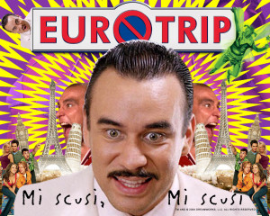 Eurotrip Creepy Italian Guy Wallpaper