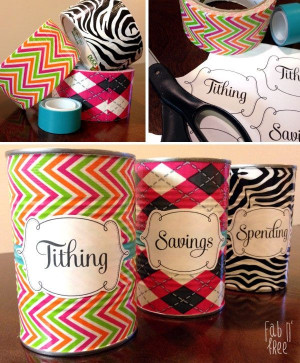 ... tithing jar, would maybe do a motivation jar instead or swear jar lol
