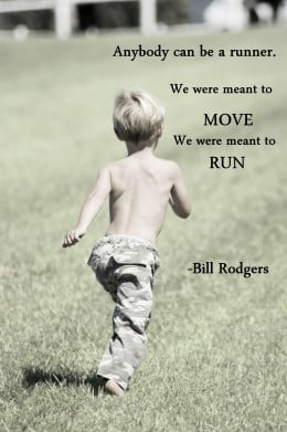 ... to move. We were meant to run.