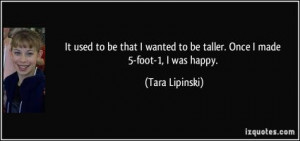 More of quotes gallery for Tara Lipinski's quotes