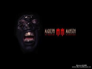 Bands - Marilyn Manson -