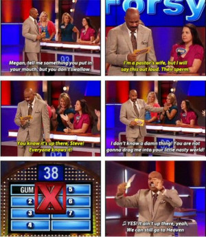 The 20 Funniest Moments From Steve Harvey's Family Feud... I Am In ...