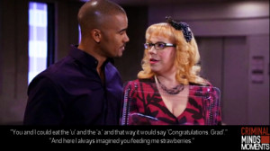 141 notes Tags: criminal minds penelope garcia derek morgan ...