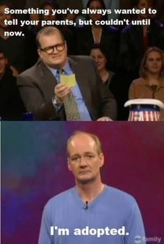 Whose Line is it Anyway - how does that even work?! (: