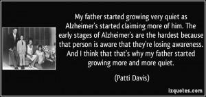 More Patti Davis Quotes