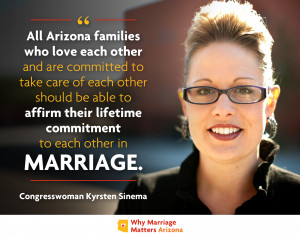 Arizonans for Freedom: Congresswoman Kyrsten Sinema