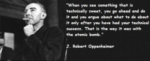 robert oppenheimer famous quotes 4