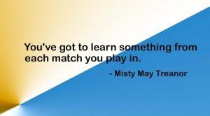 Misty May Treanor Quote