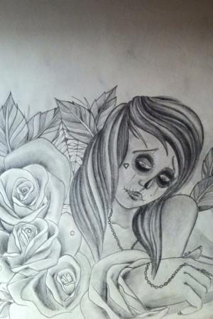 Cholo Tattoo Drawings