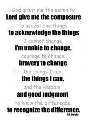 ... DOWNLOAD Serenity Prayer Variant 5 x 7 by OnTheBlvdVintage, $6.00